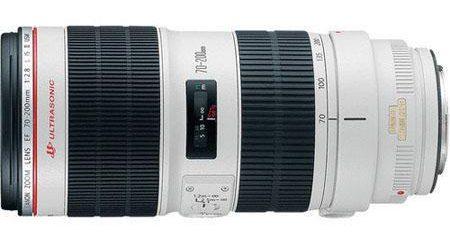Canon EF 70-200mm F/2.8L IS II Open Box Deal – $1,700 (reg. $1,950)