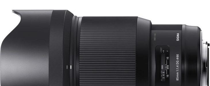 Sigma 85mm F/1.4 DG HSM Art Review (ePhotozine)