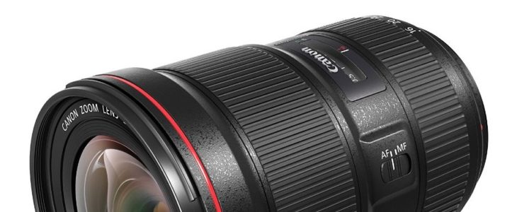 Price Drop On Canon EF 16-35mm F/2.8L III USM, $200 Off – $1,999