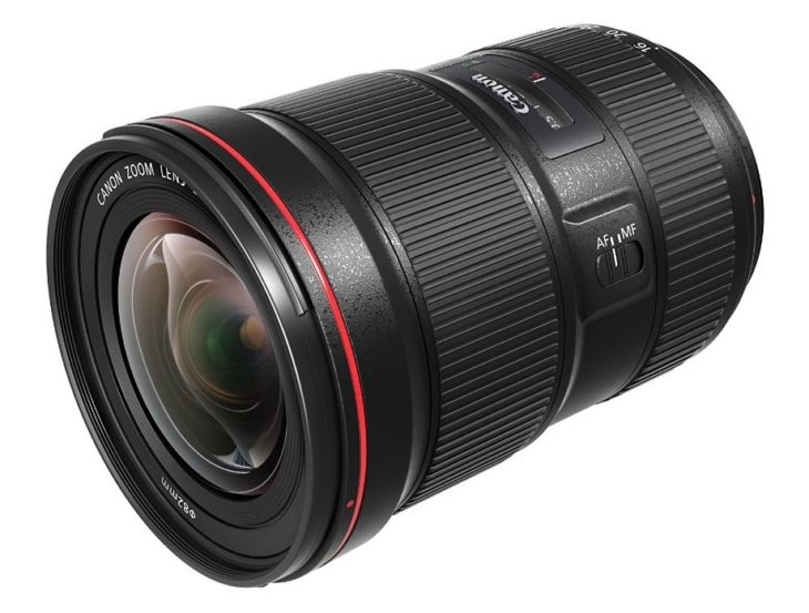 Canon EF 16-35mm F/2.8L III Review (photozone)