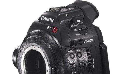 Canon EOS C100 Deal