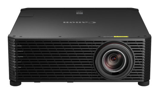 Canon Introduces One Of The Smallest And Lightest 4K Resolution Laser Projectors (REALiS 4K600STZ)