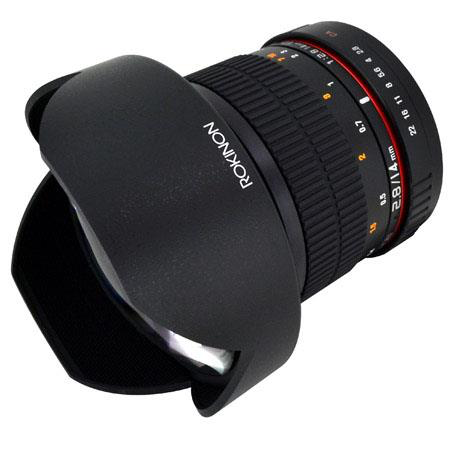 Rokinon 14mm F/2.8 IF ED UMC Super Wide Angle Lens Deal – $249 (reg. $339, Today Only, Adorama)