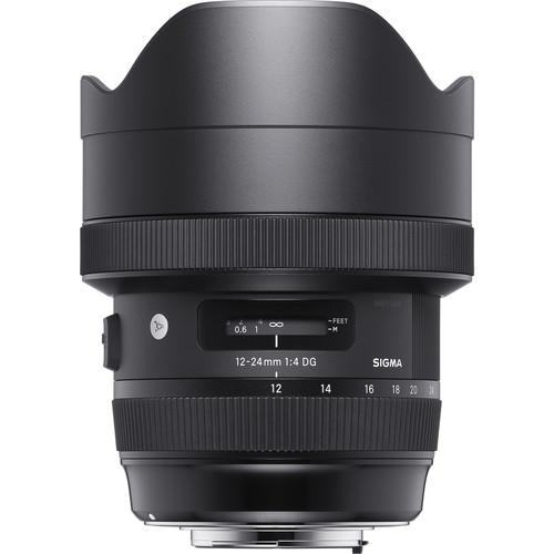 Sigma 12-24mm F/4