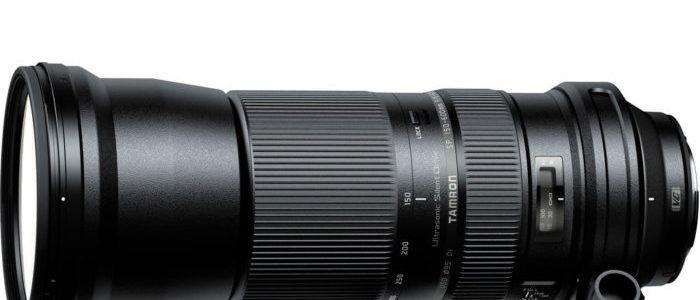 Tamron SP 150-600mm