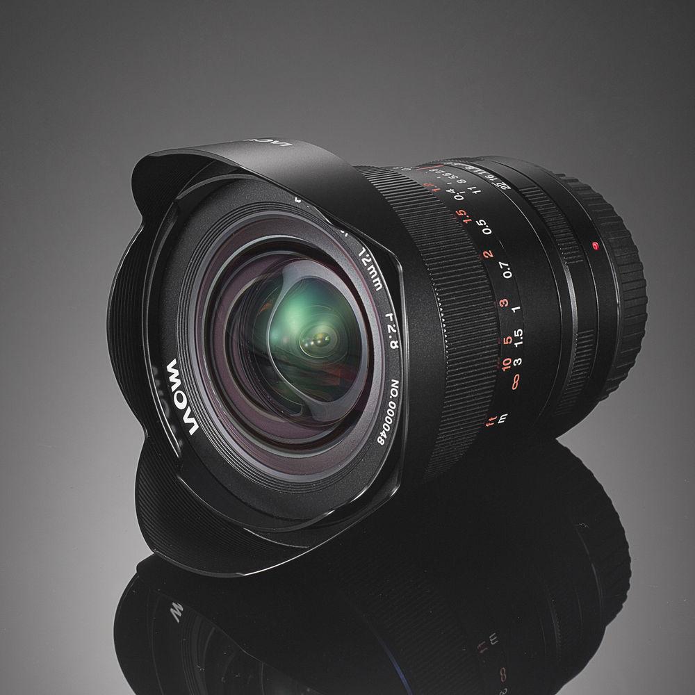 Venus Optics Laowa 12mm F/2.8 Zero D Lens Review (D. Abbott)