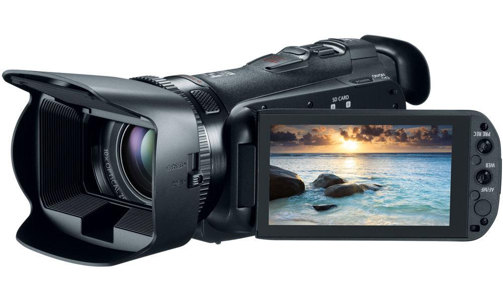 Refurbished Canon Vixia HF G20 At $399.95