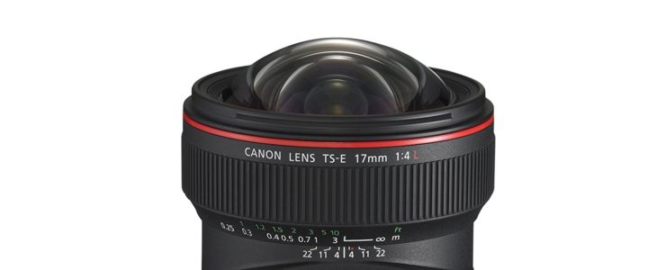 Canon Tilt-Shift Lenses Video Tutorials