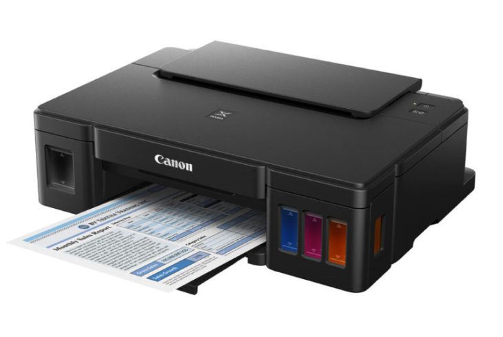 Canon Announce New PIXMA G-Series MegaTank Printers With Built-in Refillable Ink Tank System