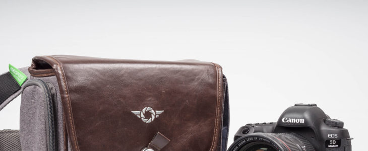 COSYSPEED Announce CAMSLINGER Streetomatic+, The Fastest Camera Bag Of The World Now Takes A DSLR Too
