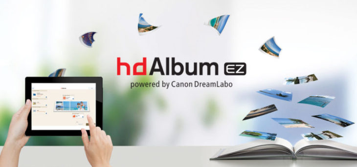Photo Books Made Better And Easier With Canon's New HdAlbum EZ V2.0 Software