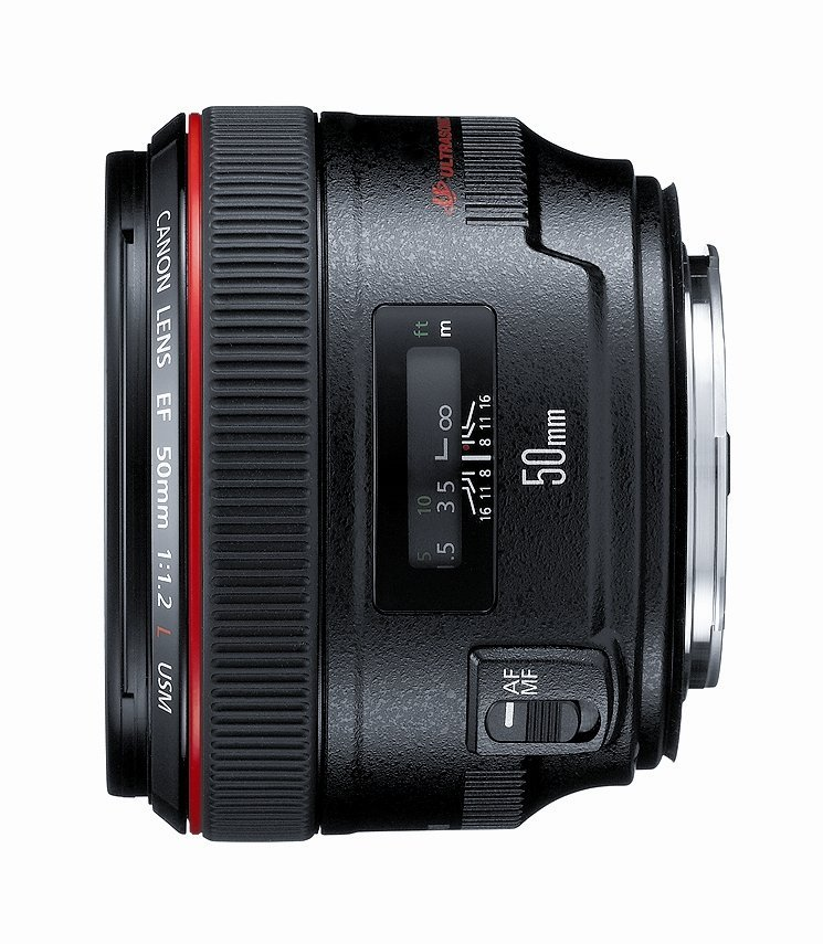 Canon EF 50mm F/1.2L Deal – $1,149 (reg. $1,349)