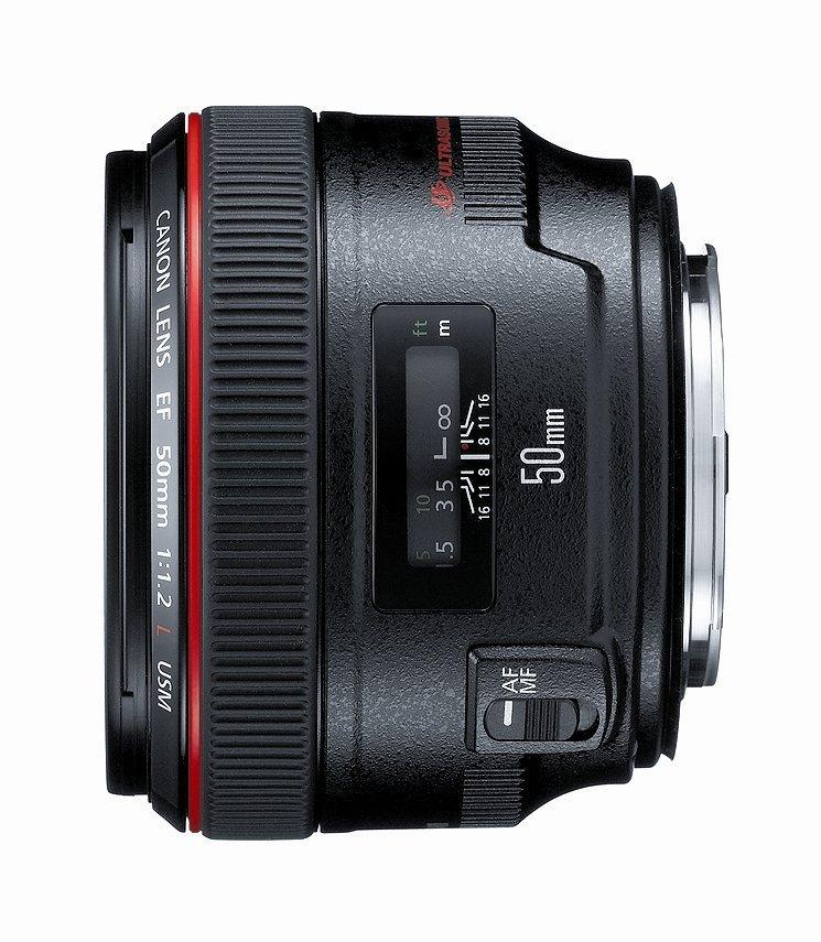 EF 50mm F/1.2L