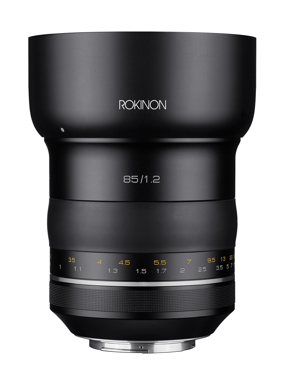 Rokinon SP 85mm f/1.2