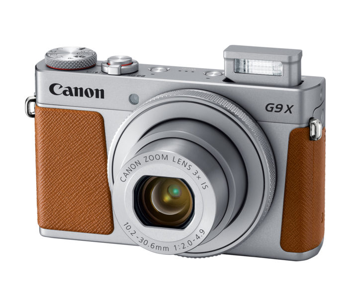 Canon PowerShot G9 X II Hands-on By DPReview