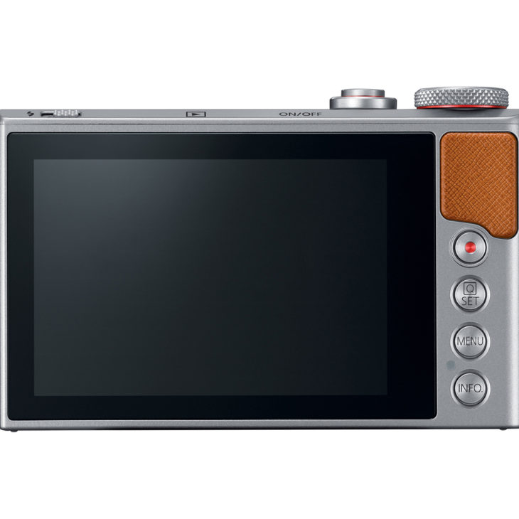 G9x Markii Silver Back Hires