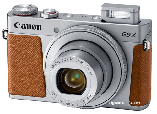 Canon Rumour: PowerShot G9 X Mark III To Be Announced Soon (20MP And 4K)