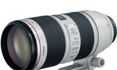Canon EF 70-200 F/ 2.8 L IS II