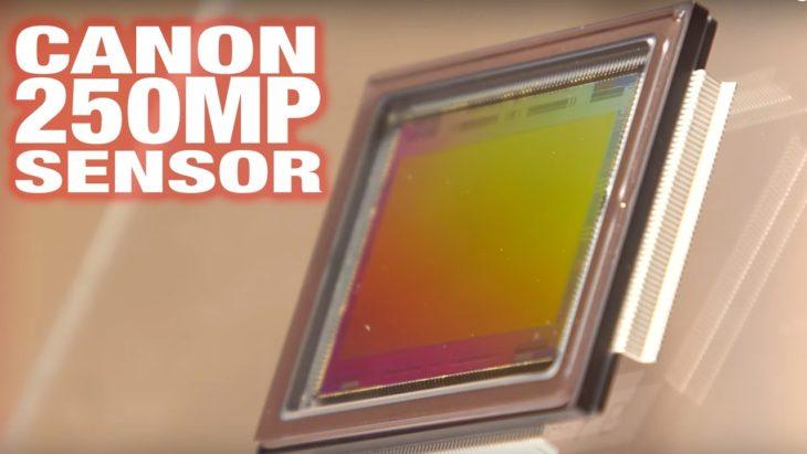 Chuck Westfall About Canon's 250MP APS-H Sensor