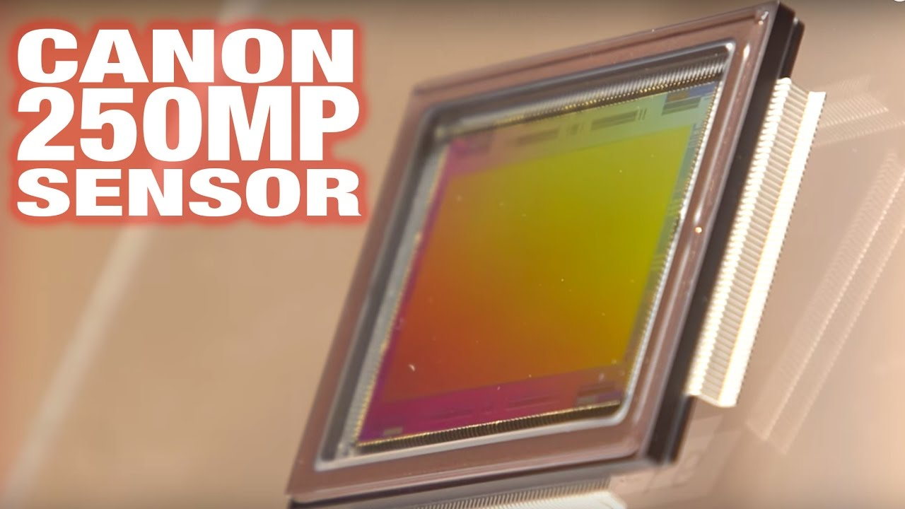 Chuck Westfall About Canon's 250MP APS-H Sensor