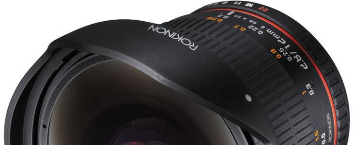 Samyang/Rokinon 12mm F/2.8 Fisheye Lens Review