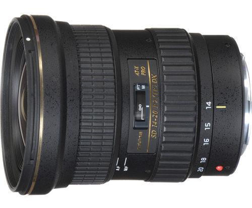 Tokina AT-X 14-20mm f/2