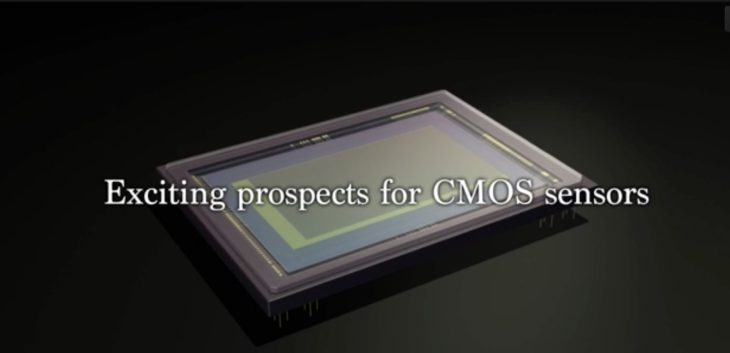 Canon Promotes CMOS Sensor Technology Touting Exciting Prospects (Canon ME20F-SH)