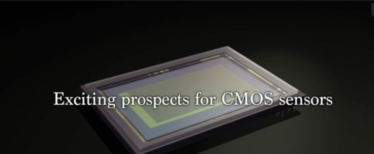 Canon Promotes CMOS Sensor Technology Touting Exciting Prospects (Canon ME20F-SH)