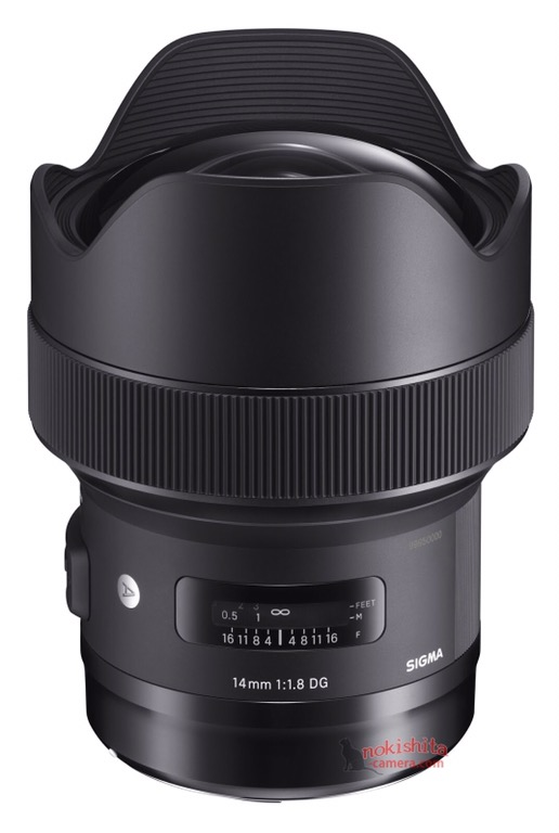 Sigma 14mm f/1.8 DG HSM | Art