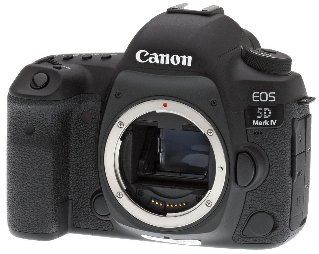 Canon EOS 5D Mark IV Deal – $2,730 (reg. $3,299)