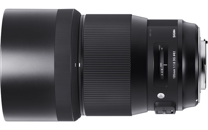 Sigma 135mm F/1.8 Art Is An Incredible Lens, Fast And Sharp, Imaging Resource Reports