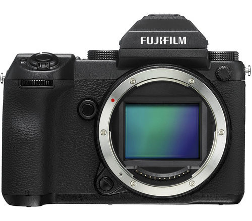 Fujifilm GFX 50s Not Worth The Extra Money Over A Full-frame DSLR, Says DPReview