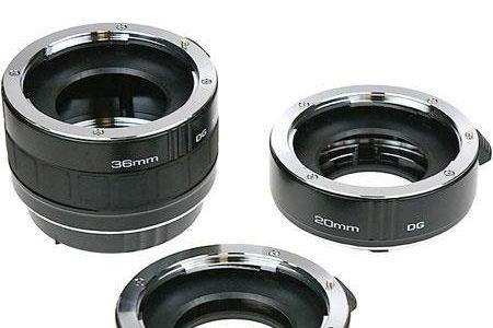 Kenko DG Auto Extension Tube Set For Canon EOS AF Mount Deal – $79.99 (reg. $109.99)