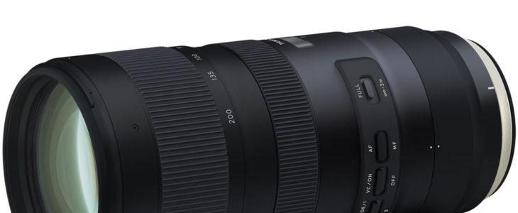 Tamron SP 70-200mm F/2.8 VC G2 Review (D. Abbott)