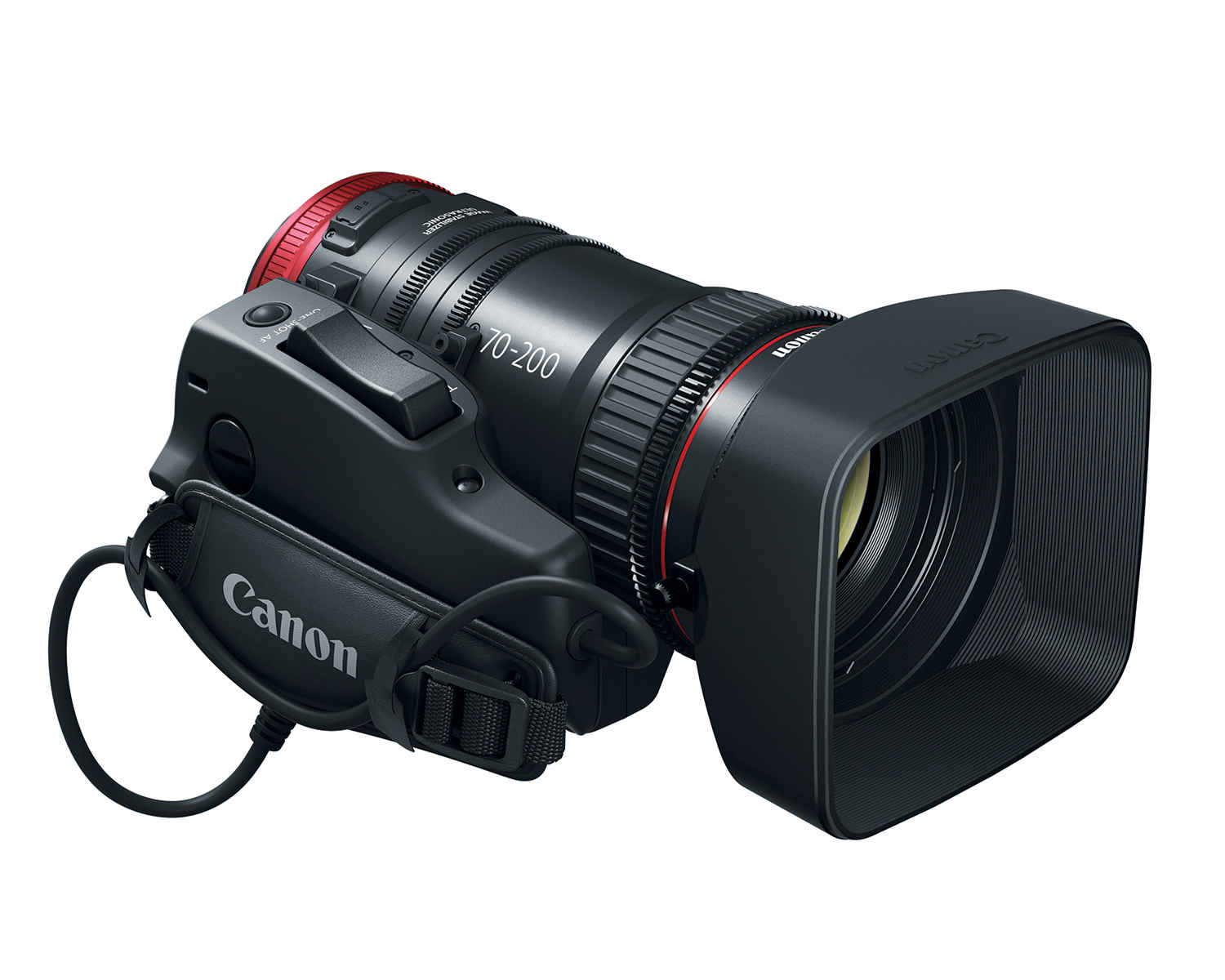 Canon Announce CN-E 70-200mm T4.4 L IS KAS S Cinema Lens