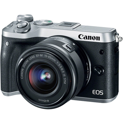 Are These The Canon EOS M6 Mark II Specifications?