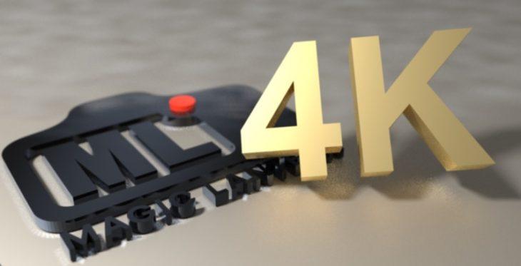 Canon EOS 5D Mark III Doing 4K Video With Magic Lantern Wasn't An April Joke