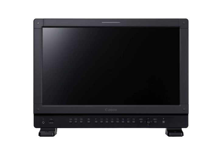 Canon Introduces Free Firmware Upgrades For Three 4K Professional Display Models