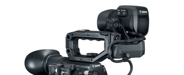 Canon EOS C200 Press Release, Pricing And Availability, And Presentation Video