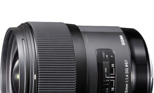 Save Up To $100 On Select Sigma ART Lenses