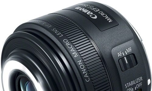 Canon EF-S 35mm F/2.8 Macro IS STM In Stock & Ready To Ship