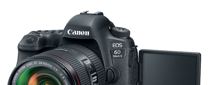 Canon EOS 6D Mark II Seems To Have Less Dynamic Range Than EOS 80D And EOS 6D