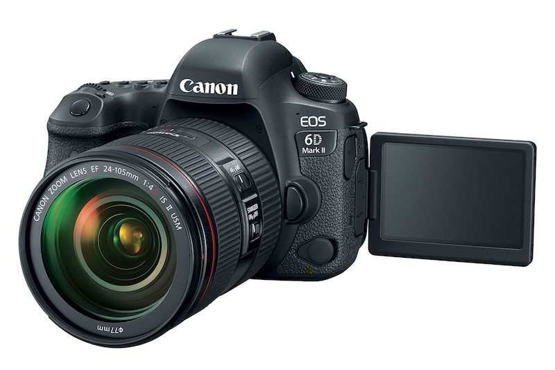 Deal: Canon EOS 6D Mark II Deal – $1499.99 (reg. $1999)