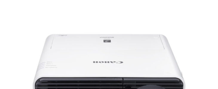 Canon Announce New Short Throw REALiS LCOS Projectors With Outstanding Optical Lens Shift