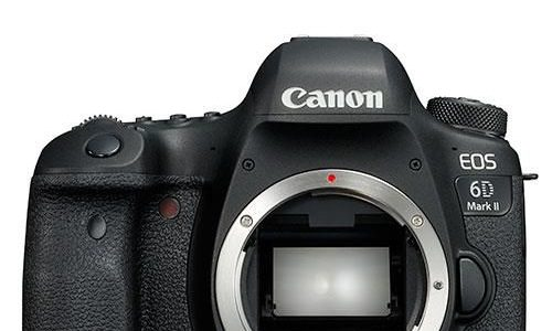 Canon EOS 6D Mark II The World's Lightest Full-frame DSLR With A Vari-angle Display, Announcement On June 28?