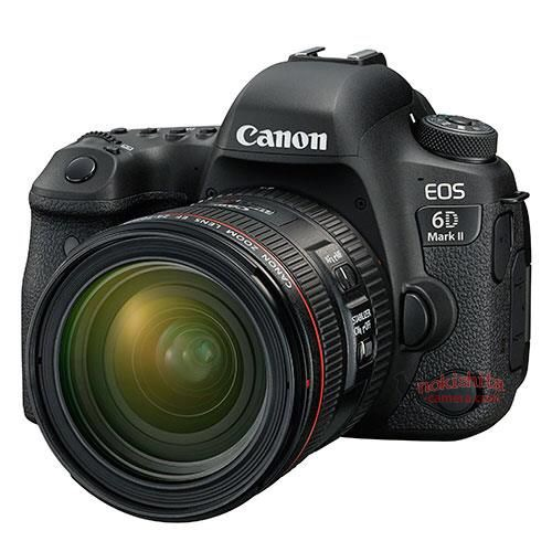 Canon EOS 6D Mark II Retail Price In Japan Leaks, It's Around $2100 Converted, Available In August 2017