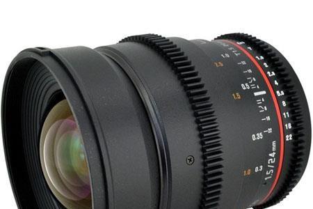 Rokinon 24mm T1.5 Cine Lens Deal – $420 (reg. $649)
