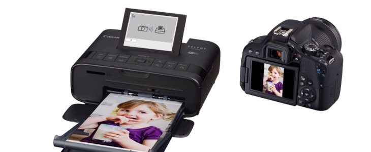 Canon Introduces The Easy-to-Use And Versatile New SELPHY CP1300 Wi-Fi® Enabled Printer (Print And Share On-the-Go)