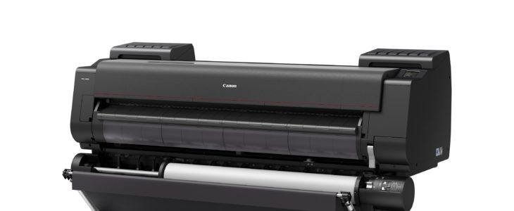Professional Fine Art Photographers Prepare To Obsess As Canon Announces New Large-Format ImagePROGRAF Inkjet Printer