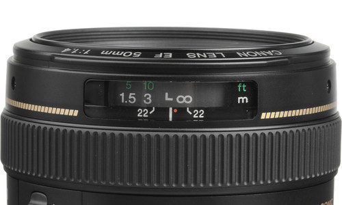 New Canon EF 50mm F/1.4 L Lens Rumored Again